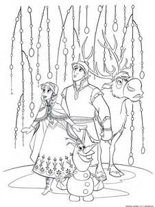 HD wallpapers frozen coloring pages pdf