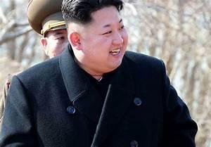 North Korean Cheerleaders' Reaction To 'Kim Jong Un Look-a ...