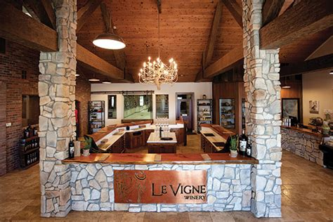 le vigne winery paso robles wine tourism touring tasting