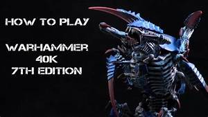 how to play warhammer 40k 7th edition part 13 basics of With warhammer 40k blast templates