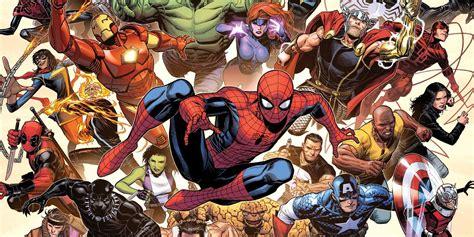 Marvel Comics Promises 'A Fresh Start' in 2018 | Screen Rant