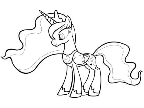 ausmalbilder zum ausdrucken   pony elegant