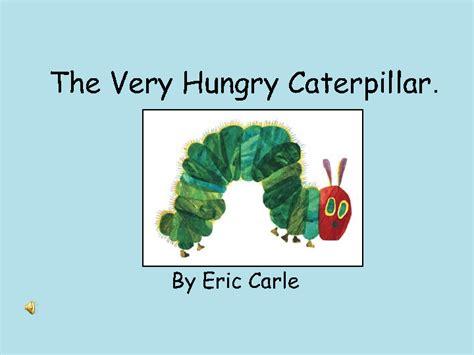 hungry caterpillar interactive