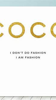 Gold Glitter Chanel Logo - LogoDix