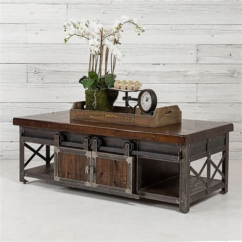 1000+ Ideas About Door Coffee Tables On Pinterest Old