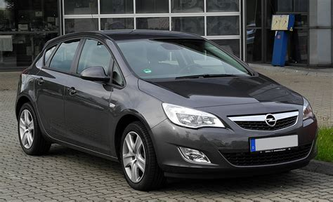 opel astra file opel astra j frontansicht 21 juni 2011