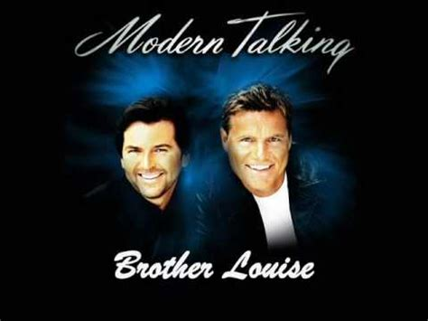 modern talking mp3 song new modern talking louie with lyrics