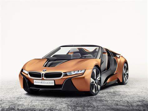 Official Bmw I Vision Future Interaction Gtspirit