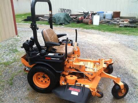 scag tiger cat for 2010 scag tiger cat lawn mower for in alexandria