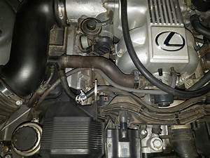 Vacuum Line Diagram For 1996 Ls400 - Clublexus