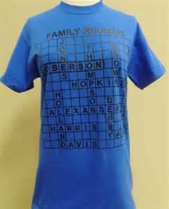 Puzzle Family Reunion T-Shirt