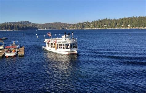 Lake Arrowhead Boat Tour by Lake Arrowhead Day Trip Things To Do Points Of Interest