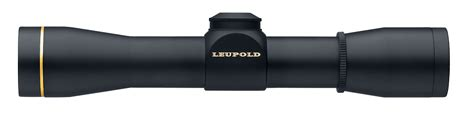 leupold handgun fx ii xmm fixed power scopes