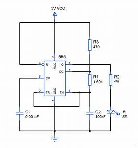 34  People Or Object Counter Circuit Diagram Using Ic 555