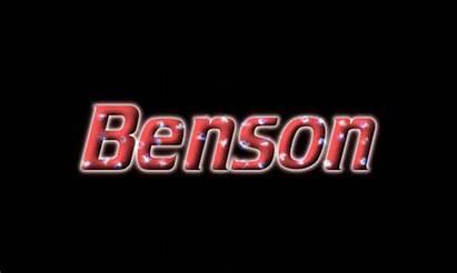 Benson Logos