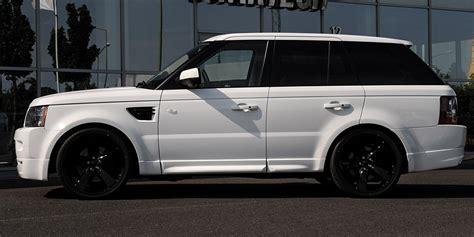 2010 Range Rover Sport by Range Rover Sport Tuning 2010 2013 Startech Refinement