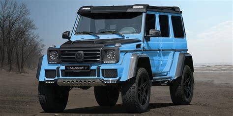 Red Kitchen Decor Ideas - mansory announces new mercedes g wagon 2018