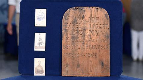 civil war grave marker group antiques roadshow pbs