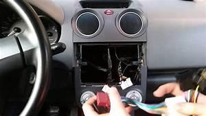 Sony G1100u Car Radio Wiring  Mitsubishi Colt