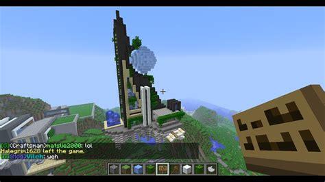 minecraft futuristic house youtube