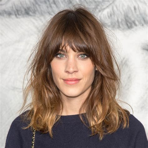 Alexa Chung Hair Trend   Fall 2012   POPSUGAR Beauty