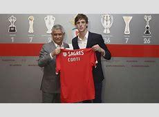 Conti Benfica Contrato Benfica SL Benfica