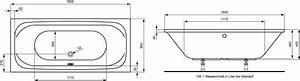Badewanne Größe Standard : ideal standard tip plus duo badewanne ma e 180 x 80 cm in weiss ~ Sanjose-hotels-ca.com Haus und Dekorationen