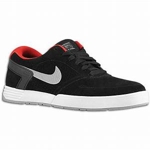 Nike SB Paul Rodriguez 6 – Black/White-Medium Grey ...