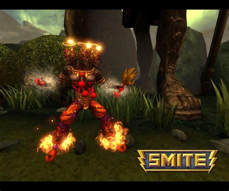 SMITE PC preview -