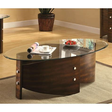 Shop brentwood coffee tables at the company store. Bentwood Shaped Coffee Table Coaster Furniture | Furniture ...