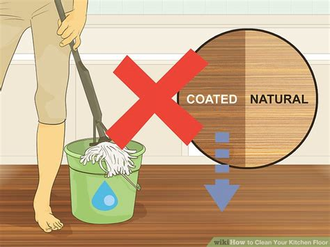 how to clean a kitchen floor how to clean your kitchen floor 10 steps with pictures 8536