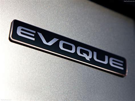 Land Rover Range Rover Evoque Victoria Beckham (2012 ...