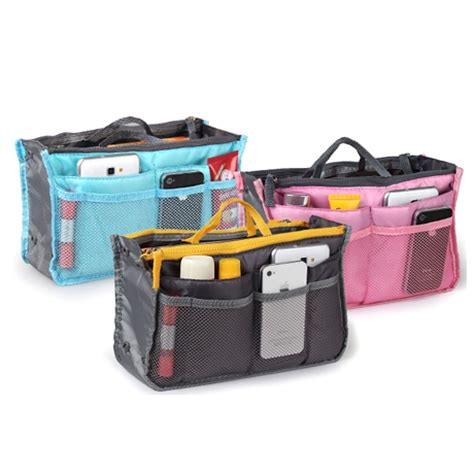 slim bag  bag purse organizer assorted color boardwalkbuy