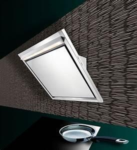 hotte moderne cuisine hotte decorative murale siemens With salle de bain design avec hotte décorative murale electrolux efc60465ox
