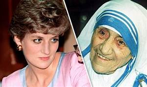 Diana found her 'calling' following meeting with Mother ...