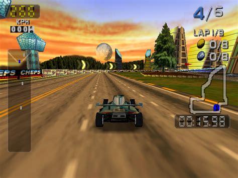 san francisco rush  screenshots gamefabrique