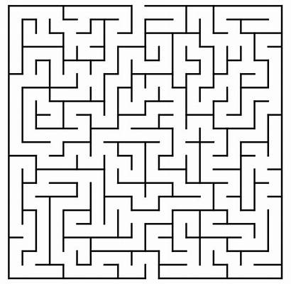 Mazes Printable Easy Maze Children Coloring Pages