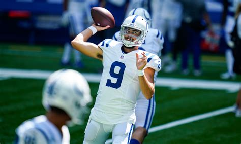 indianapolis colts impressed  jacob easons work