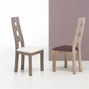 Chaise De Sejour : chaise de s jour de fabrication fran aise en synth tique et bois ambre 4 ~ Teatrodelosmanantiales.com Idées de Décoration