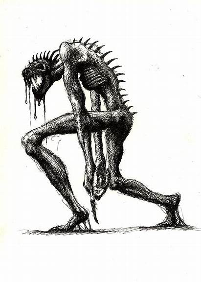 Swamp Creatures Creature Mythical Monster Google Sci