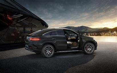 Mercedes Gle Coupe Benz Wallpapers Suv Class