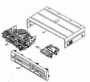 Sylvania Dvd Recorder Vcr Parts