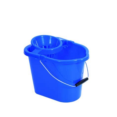 plastic strainer type mop bucket blue mop buckets