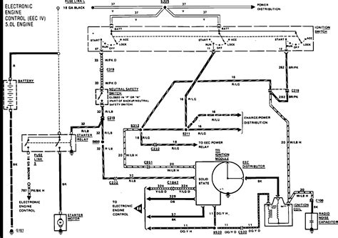 1984 Ford Ignition Wiring by Need Diagrams Etc I A 1984 Ford Ltd