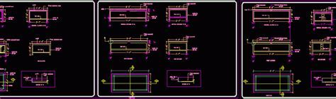 Study Table DWG Plan for AutoCAD ? Designs CAD