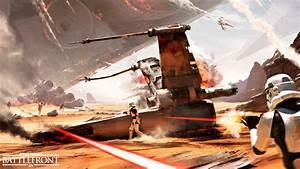 Battle Of Jakku Star Wars Battlefront Wallpapers HD