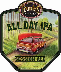 All Day IPA | Journal of the New Beaker People's Libation ...
