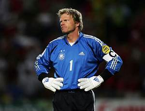 Oliver Kahn in Euro2004: Germany v Czech Republic - Zimbio