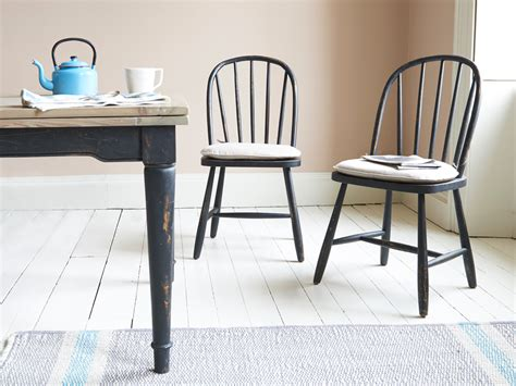 chortler kitchen chair black wooden dining chair loaf
