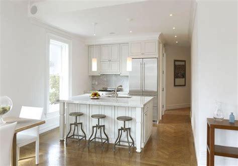 cuisine ouverte petit espace cuisine petit espace deco maison moderne